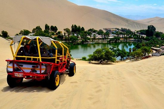 PARACAS and PISCO ROUTE with...