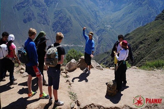 CANYON OF COLCA, WALK TREKKING 2...