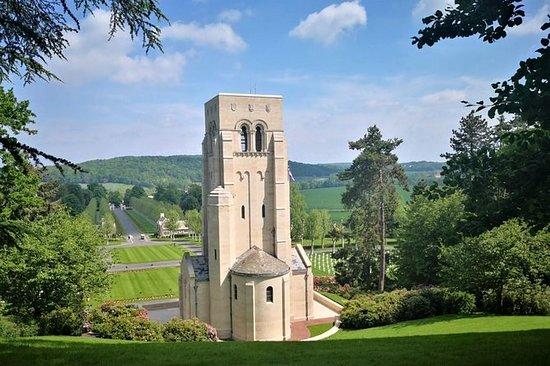 WW1 Belleau Wood y monumento...