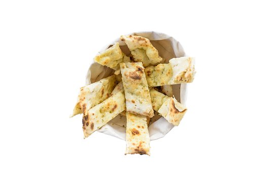 cut & crust: #Foccacia olio extravergine di oliva, sale
