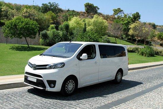 Minivan Cretan Transfer Services
