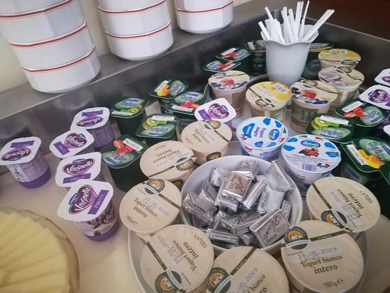 Borgo Don Chisciotte: jogurt