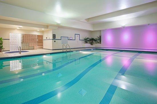 Crowne Plaza Moncton Downtown: Pool
