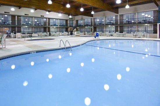 Holiday Inn Alexandria: Pool