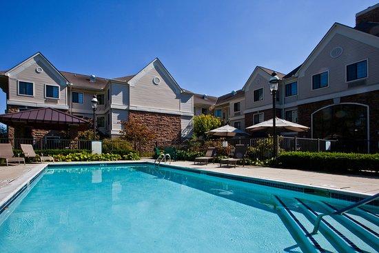 Staybridge Suites Detroit-Utica: Pool