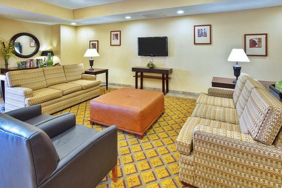 Candlewood Suites Fort Stockton: Lobby