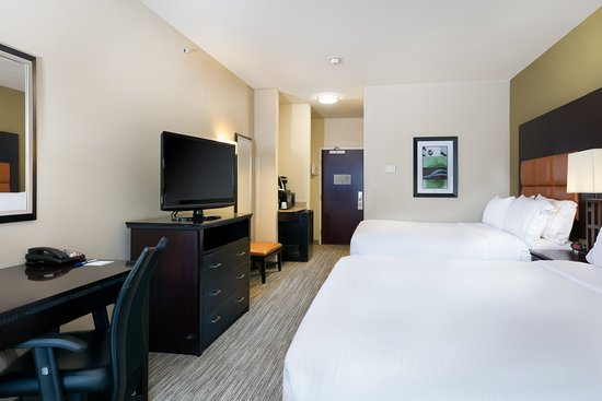 ‪‪Holiday Inn Express Hotel & Suites Dallas West‬: Guest room‬