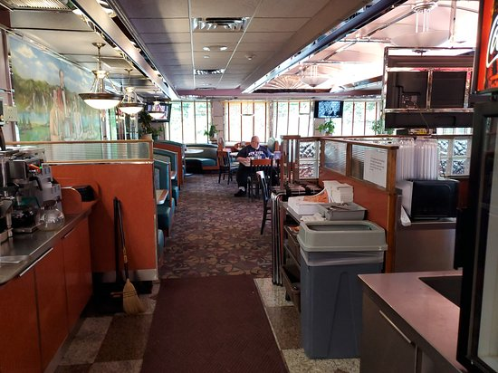 Hauppauge Palace Diner: Dining room 2