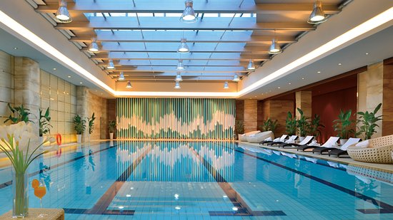 Crowne Plaza Dalian Sports Center: Pool