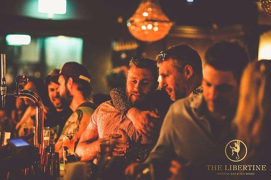 The Libertine Cocktail Bar: The Libertine