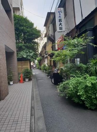 Tokyo - Japans Cultural Curiosities Private Tour Including Food Samplings: Alley in Ningyocho