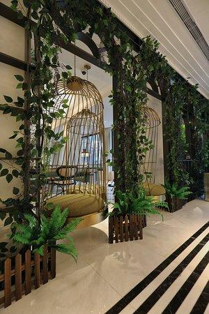 Jinjiang Metropolo Shanghai Xintiandi Hotel: 大堂
