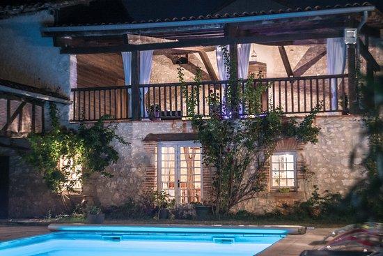 Chambre Jane Avril – Bild von Le Pignie, Lescure-d'Albigeois - Tripadvisor