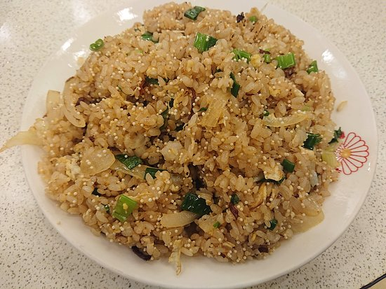 Bi Tou A Zhu Seafood Restaurant: never had fried rice as good as this one