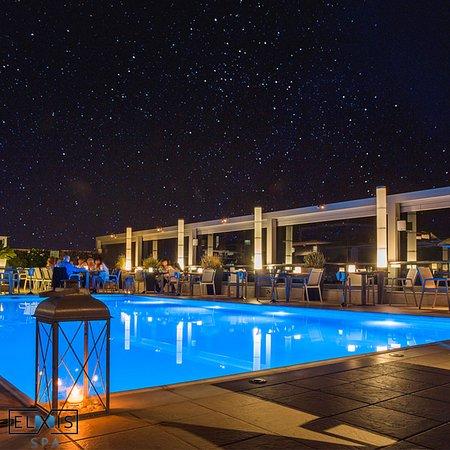 Elxis Spa Radisson Blu Park Athens