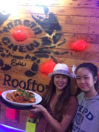 Ibu Elly and family ( Jakarta )