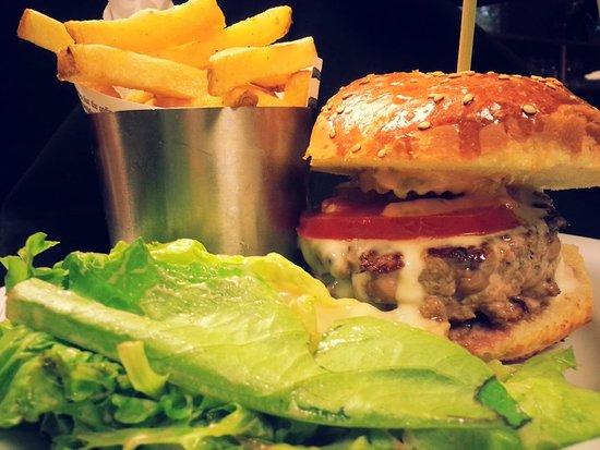 Le Cheesburger du Tonton