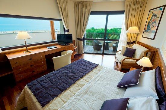 Savoy Beach Hotel: suite