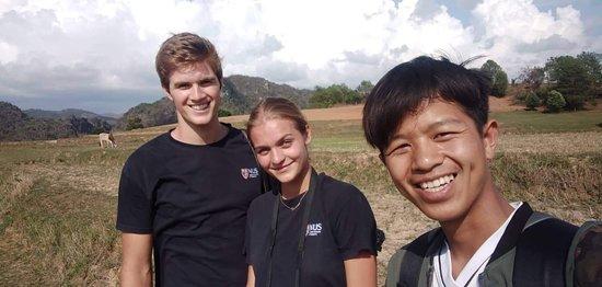 Polestar Travel: trekking with Aung