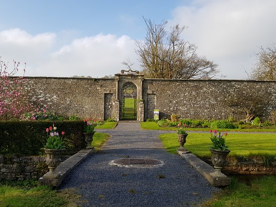 Oldcastle, Irlandia: Walled Garden