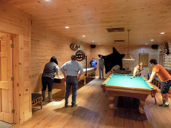 North Haven Resort: Exciting game room.