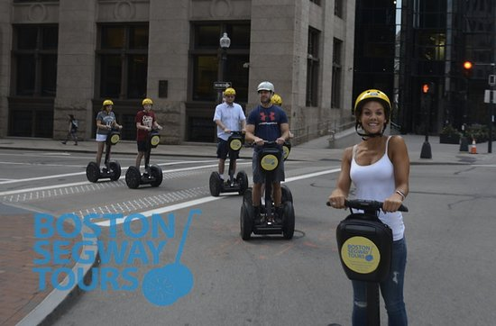 #Summer#Vacationis here!😃Gather your#friends&#familyfor good times at #TripAdvisor's #1 tour in the city! #Boston#Segway#Tours😎www.bostonsegwaytours.net