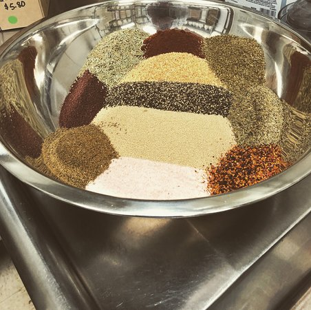 Spices are ground fresh weekly  Great customer service