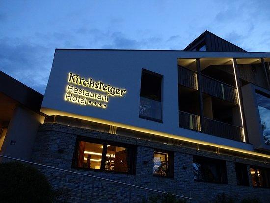Gasthof Kirchsteiger: Abends