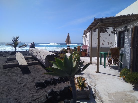 Arrecife, España: The smell of the sea