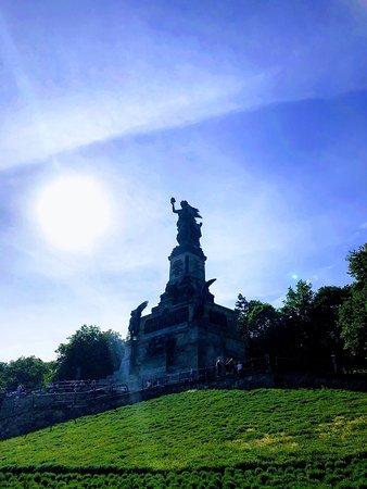 רודסהיים אם ריין, גרמניה: Ruedesheim am Rhein