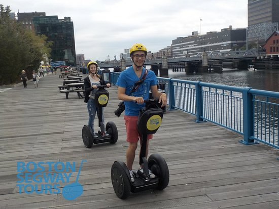 #Boston- the perfect#cityfor a#Segway#Tour, & the perfect way to spend time with a#lovedone!😍 www.bostonsegwaytours.net