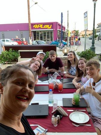 Amazing Food and Amazing Staff