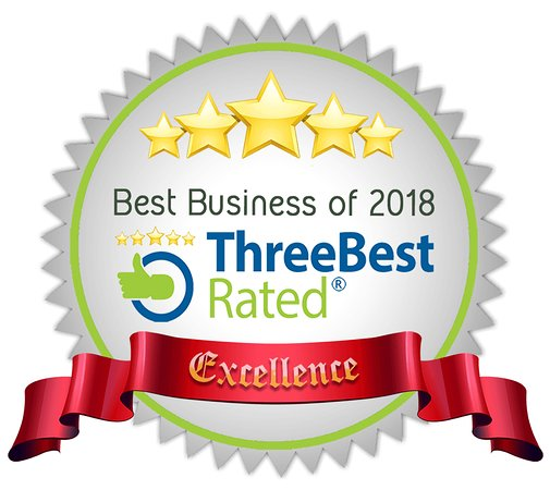 Award for Best Spa Business for 2018