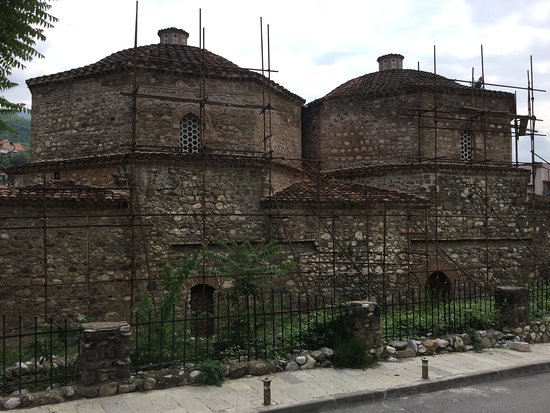 Kosovo: Prizren lázně Gazi Mehmet Paši 7.5.2018