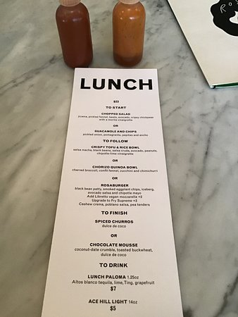 Lunch