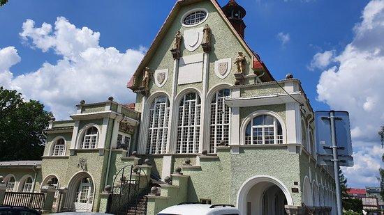 Krnov, Tsjechië: Střelecký dům - Středisko volného času