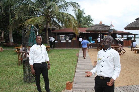 Big Ada, กานา: AQUA FOR FUN