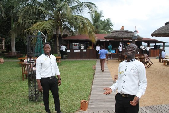 Big Ada, Ghana: AQUA FOR FUN