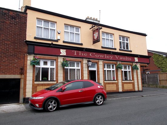 St Helens, UK: The Cowley Vaults, St. Helens