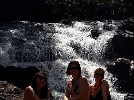 Reserva Vargem Grande: Cachoeira Véu de Noiva