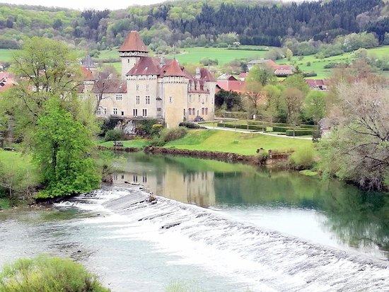Chateau de Cleron