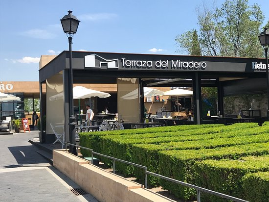 Terraza Del Miradero Toledo Restaurant Reviews Photos