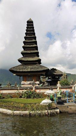 Ulun Danu Bratan Temple: Floating temple