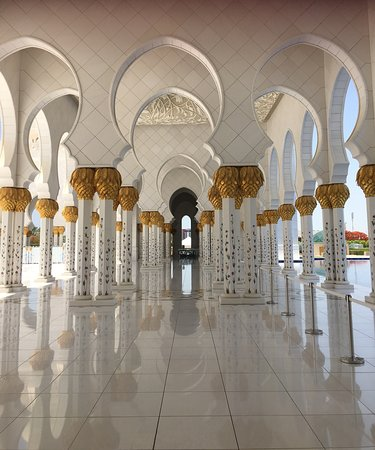 Fabulous hotel with outstanding views of the Grand Mosque