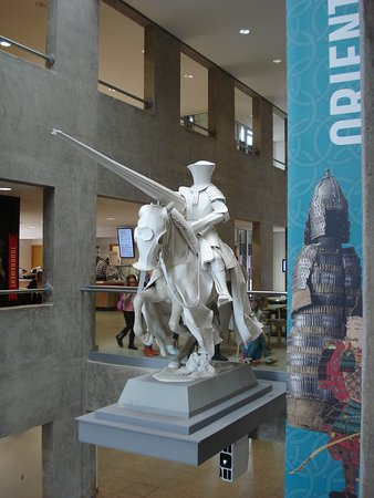 One of the displays.