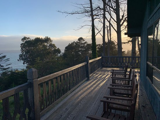 St. Orres: Osprey Cove view! Wrap around deck with the best ocean view out of any of the other properties