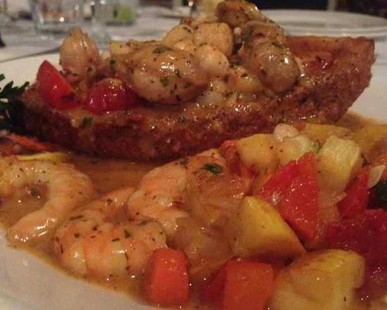 Eggplant Pirogue at K-Paul's Louisiana Kitchen in New Orleans.  Not always on the menu, but when it is ... be still my heart.