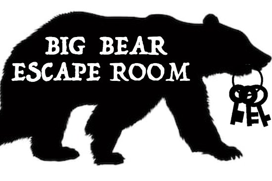 Big Bear Escape Room