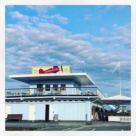 Sjøflyhavna Kro foto