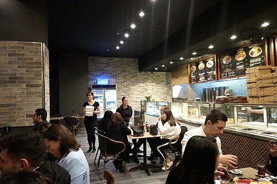 Bosphorus: Dining room